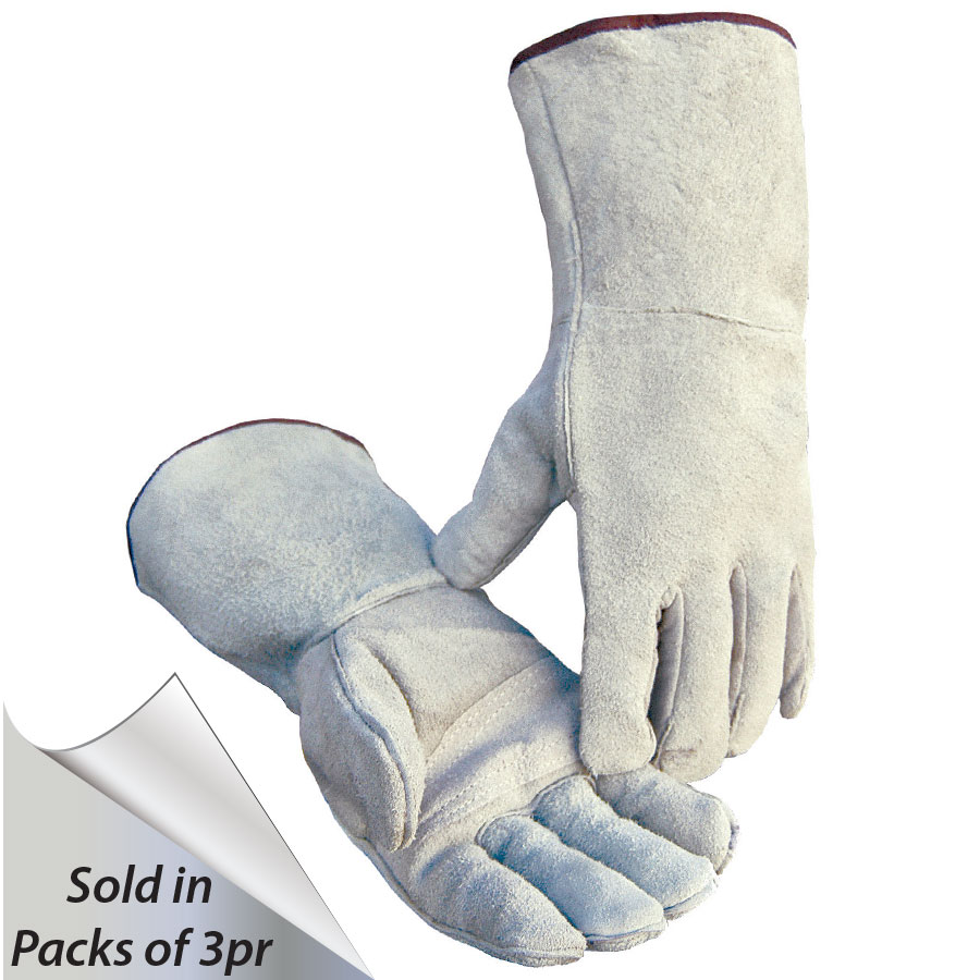1400 - Gray Patched Palm (3 Pack)