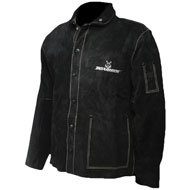 3029 - Black Boarhide™ Coat, 30""
