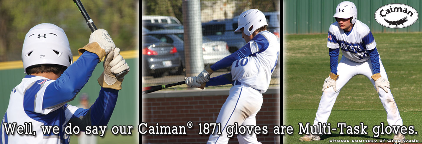 Caiman® 1871 - Well, they are Multi-Task gloves