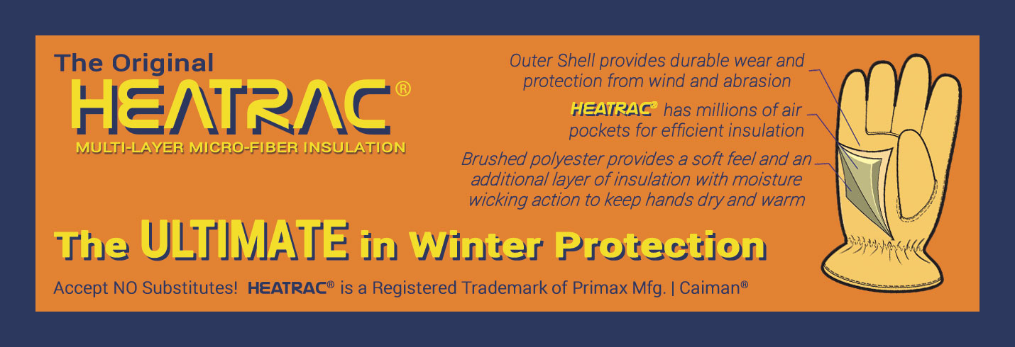 Caiman® Heatrac® - The Ultimate in Winter Protection