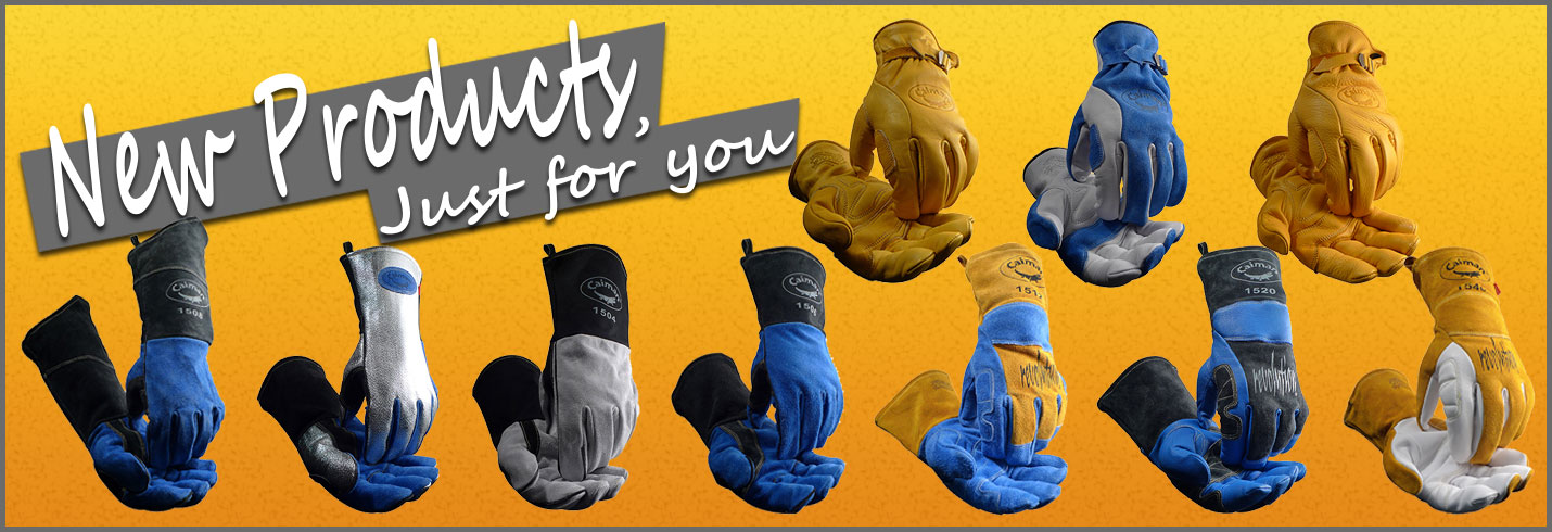 Caiman Gloves - New Products Just For You