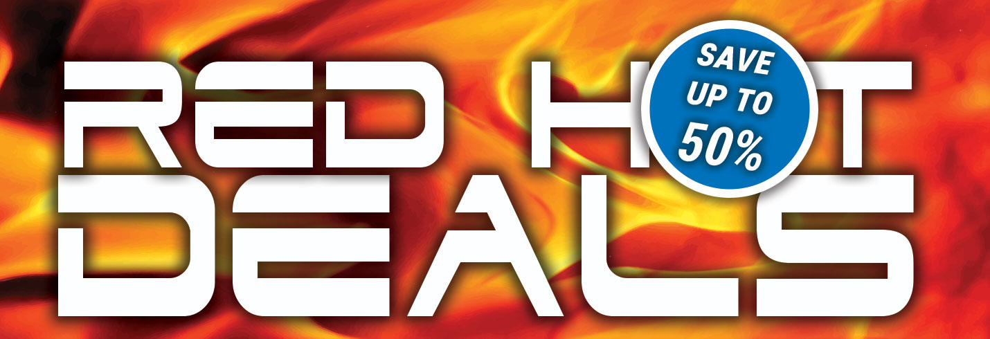 Caiman® Red Hot Deals