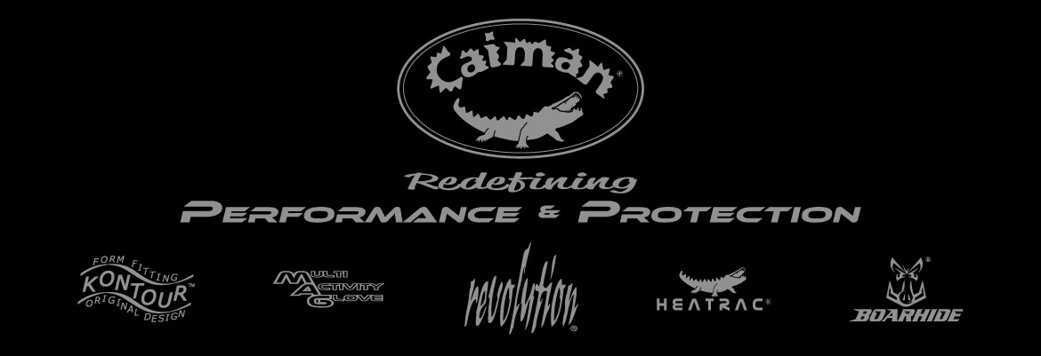 Caiman® Redefining Performance and Protection