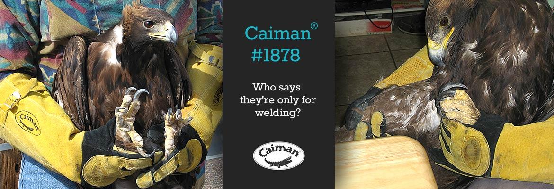 Caiman® 1878 21 Inch Welders